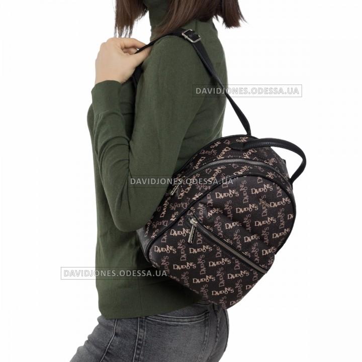 Жіночий рюкзак CH21019 dark brown