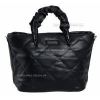 Жіноча сумка 6661-3T black
