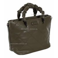 Жіноча сумка 6661-3T khaki