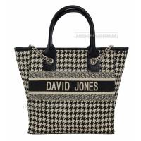 Жіноча сумка 6605-4 black