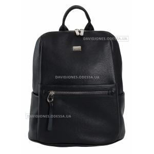 Жіночий рюкзак 6604-2T black