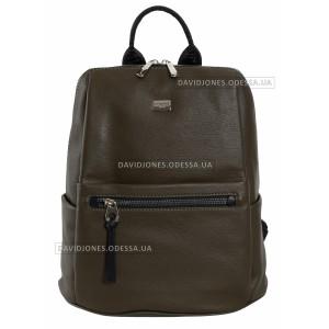 Жіночий рюкзак 6604-2T dark khaki