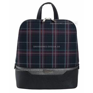Жіночий рюкзак 6622-2 black