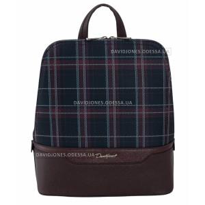 Жіночий рюкзак 6622-2 bordeaux